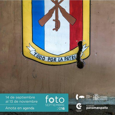 Amador. 2016. Fotoseptiembre. Centro Cultural de España. Panamá.