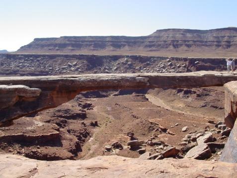 vakantie 2003 Canyonlands NP 9