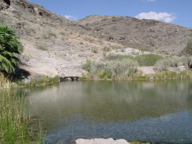 vakantie 2003 Lake Mead NRA3