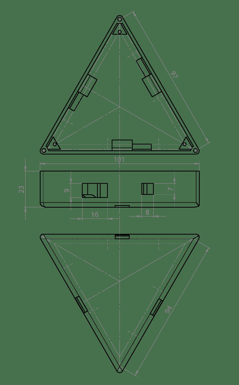Technical diagram of the embodiment of Atreyu