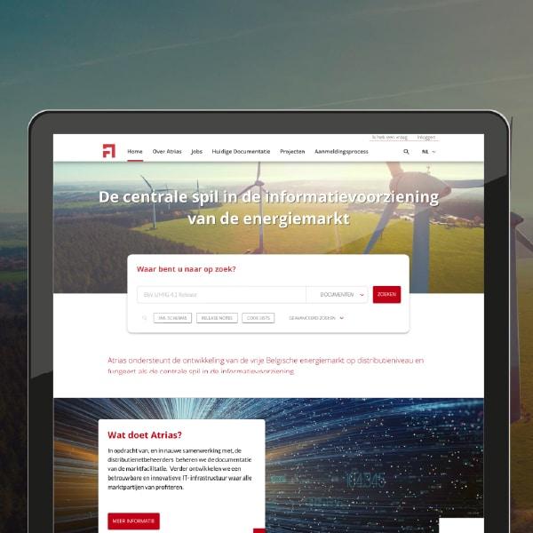 Project link: Atrias Website & Branding