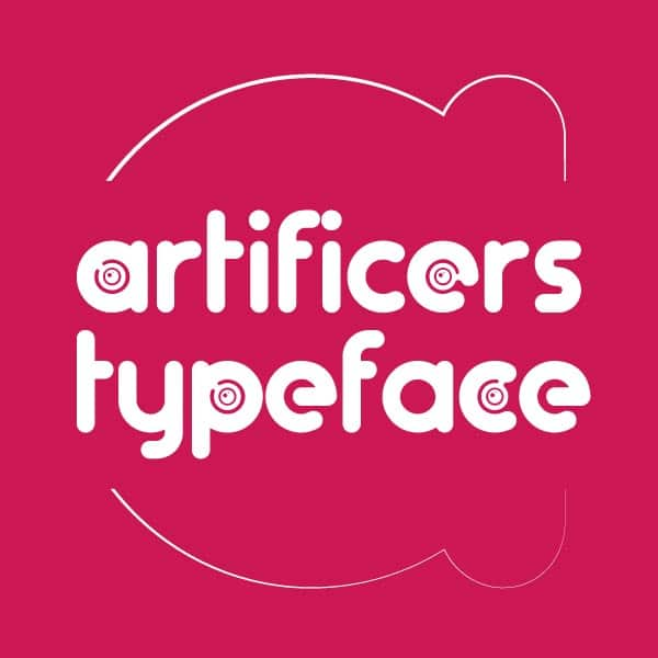 Project link: Artificers Typeface