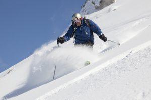 Arnie Wilson Financial Times Ski Correspondent