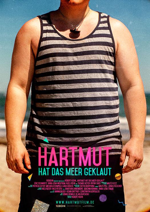 Hartmut hat das Meer geklaut