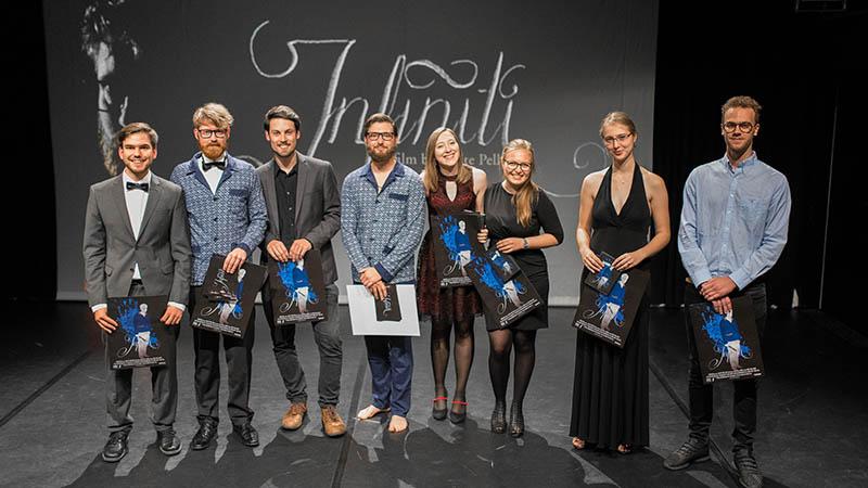 Premiere von »Infiniti« 2018