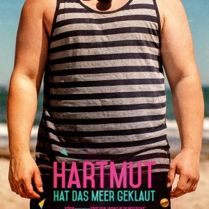 Filmposter »Hartmut hat das Meer geklaut«