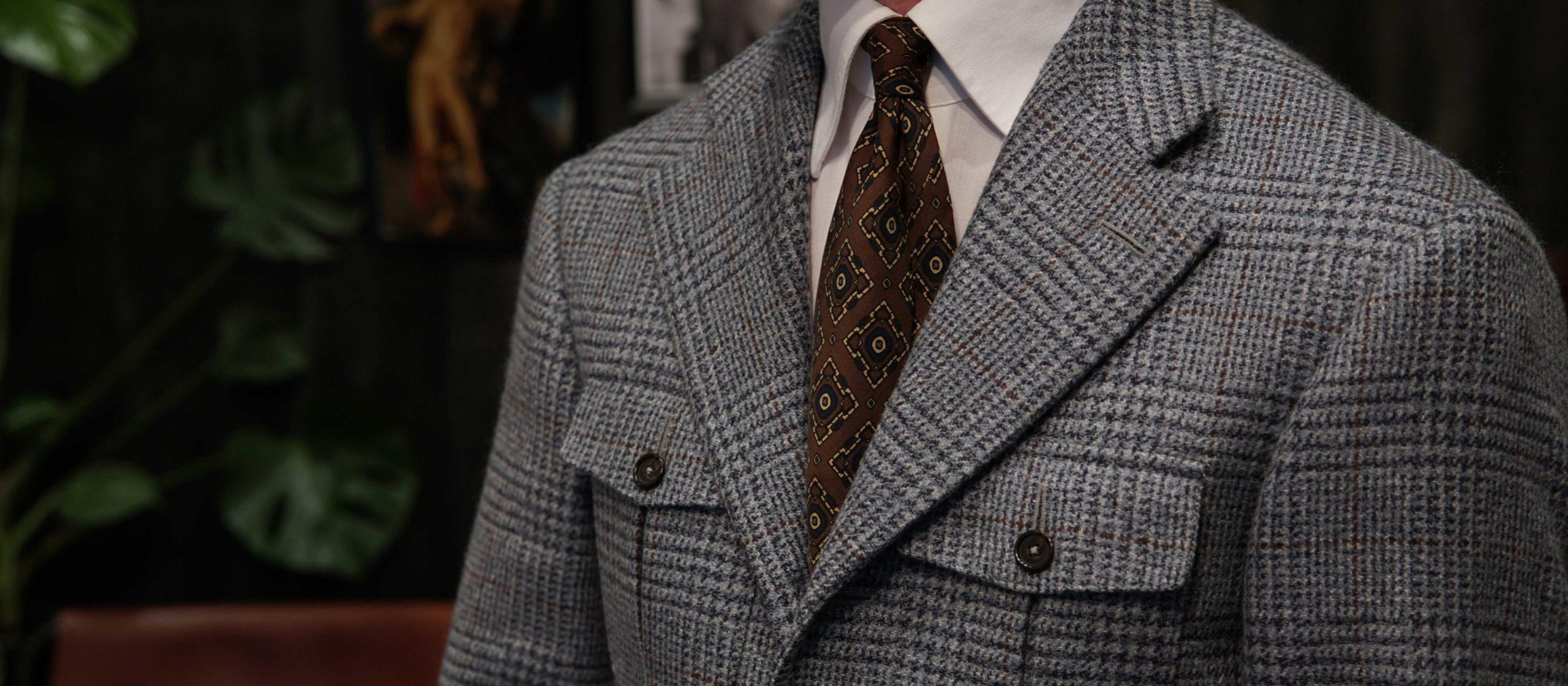 Johnston of elgin cashmere jacket kavaj