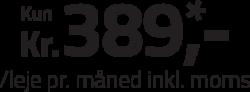 Lej en Cramer RM2000 robotklipper hos Robotleje.dk for kun 389,-