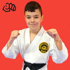 Liam Ellis 1st Dan (FIST)