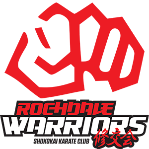 Rochdale Warriors Karate Club Logo