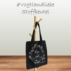 Stoffbeutel #Vogtlandliebe