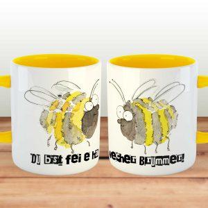 Brummerbiene