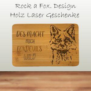 Holz Geschenke mit Lasergravur