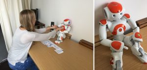 robot vermoorden emoties