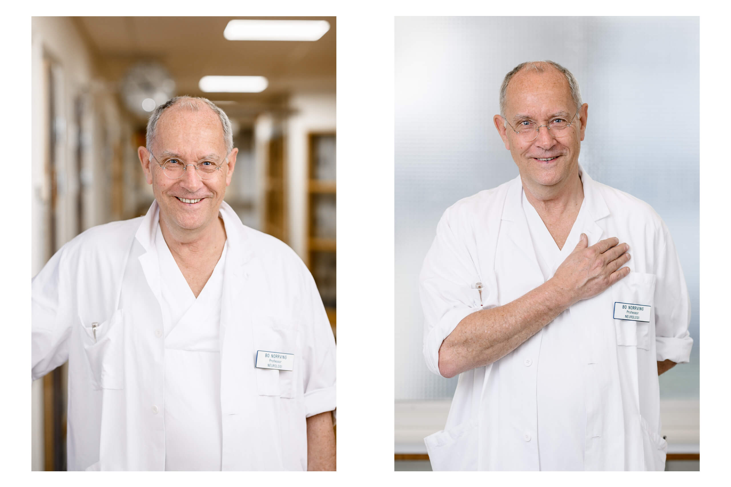 Doctor, Läkare, Hjärt-Lungfonden