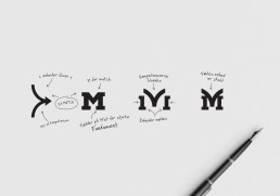 Design af logo til investeringsvirksomhed