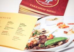 Design af menukort til restaurant
