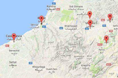 Marokko-Karte-neu