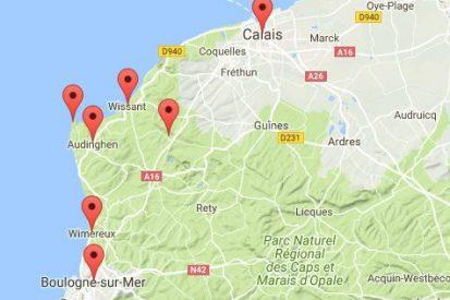 Nord-Pas-de-Calais-Karte-neu