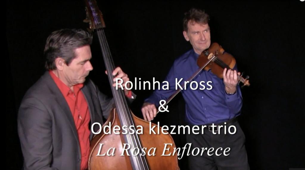 """""""La Rosa Enflorece"""" met het Odessa Klezmer Trio"""