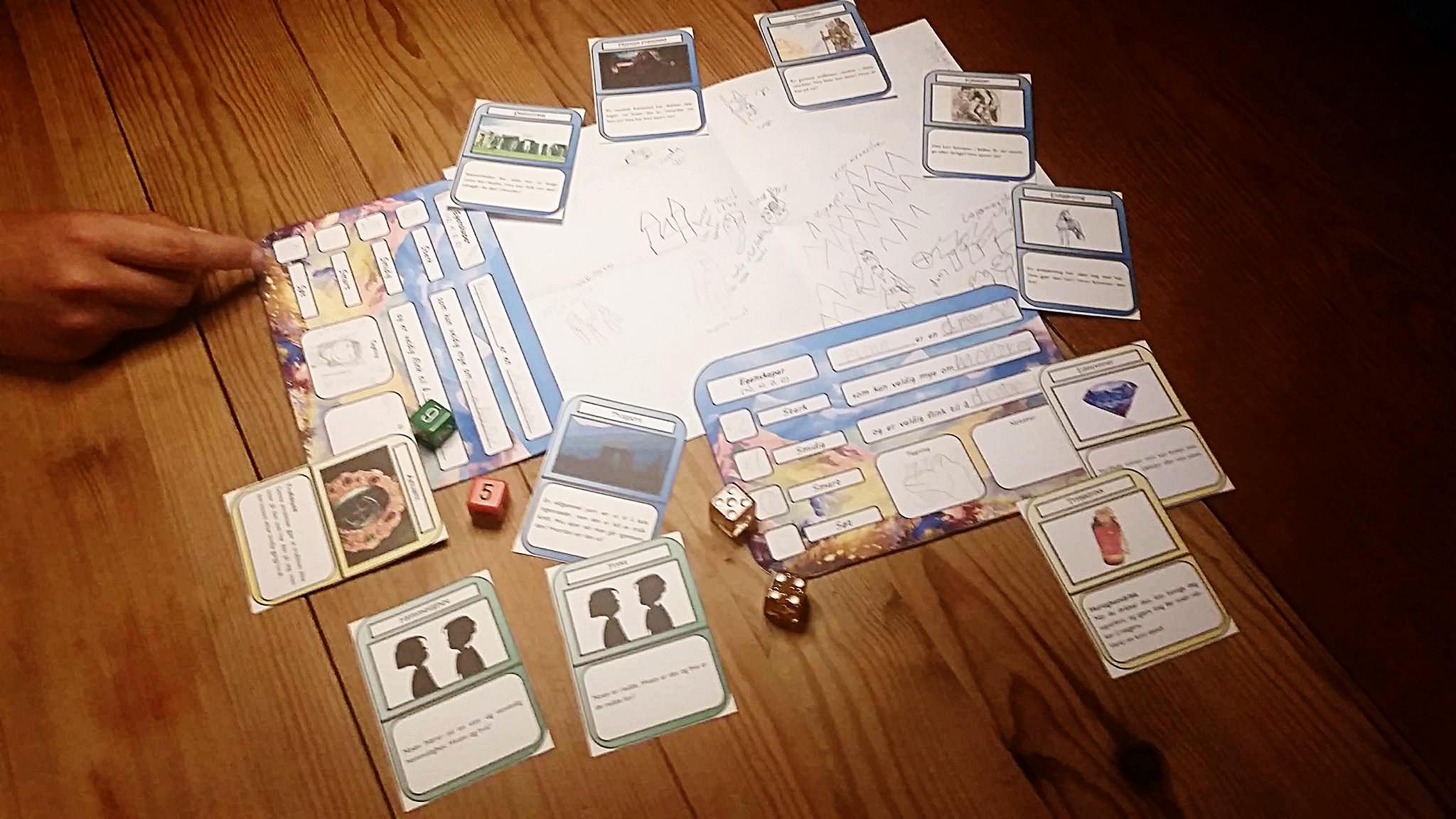 Trollporten – Et nytt rollespill for barn og foreldre