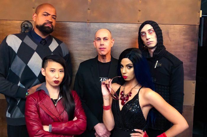 Vampire: The Masquerade på YouTube og Twitch