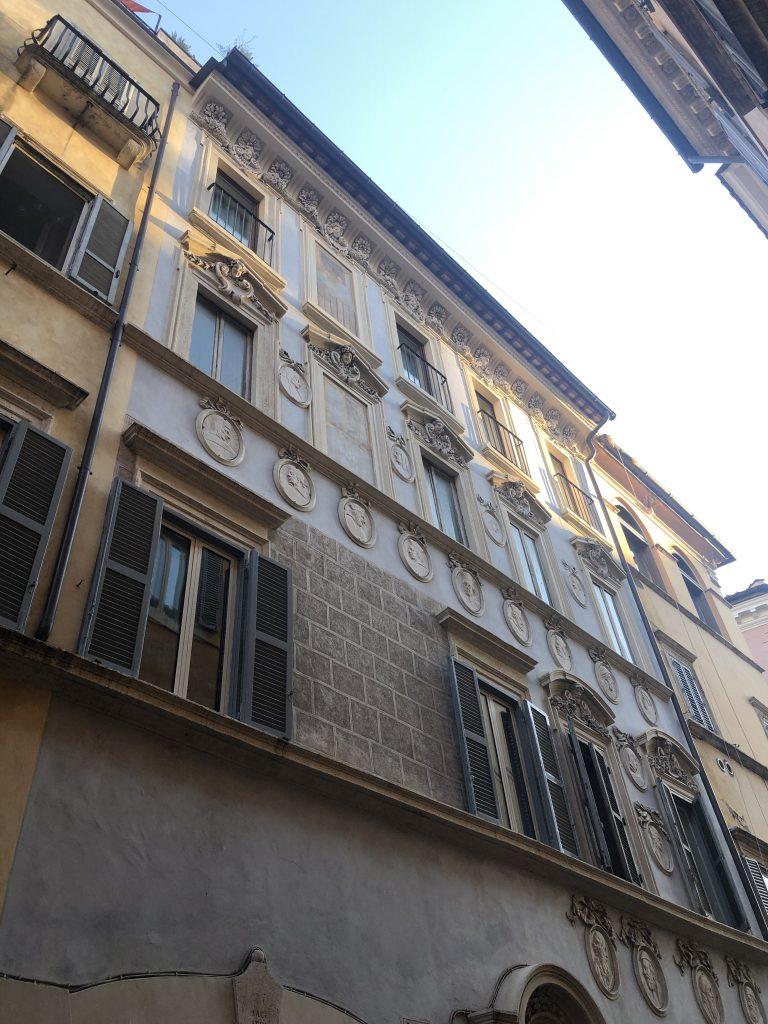 Palazzo dei Ritratti - RomaOra