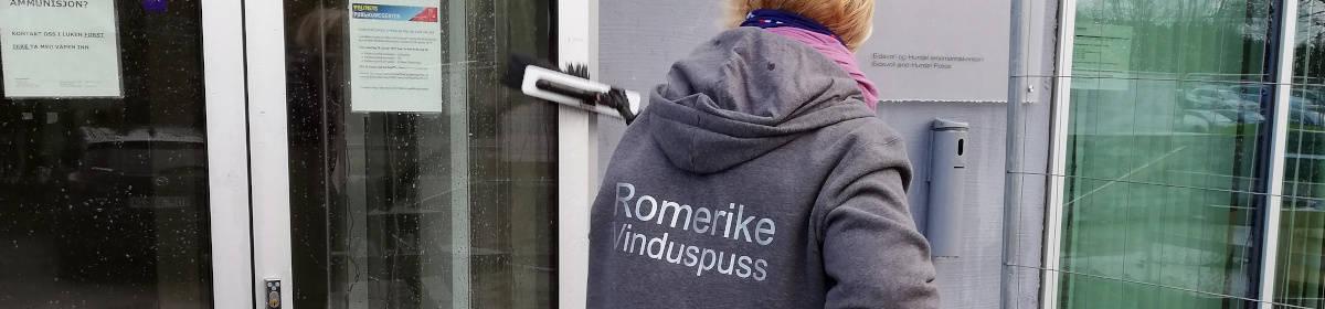 ROMERIKE VINDUSPUSS