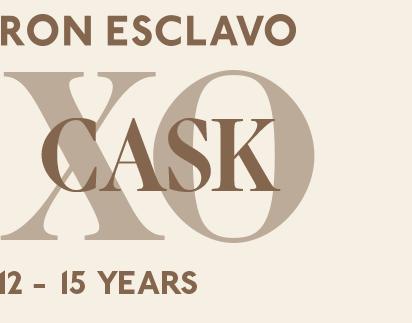 Ron Esclavo XO Cask 12-15 Years