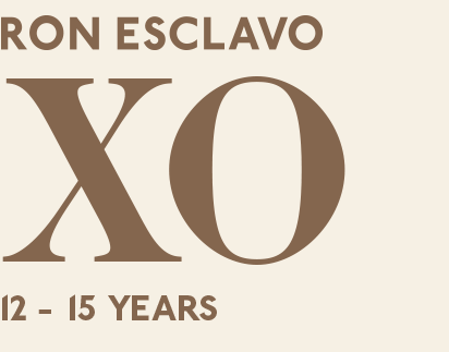 Ron Esclavo XO  12-15 Years