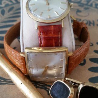 (Gouden) horloges en luxe artikelen heren