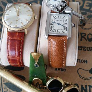 Horloges en luxe artikelen