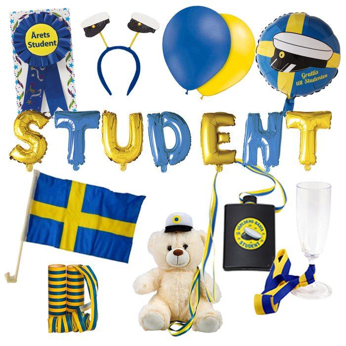 Studentprylar