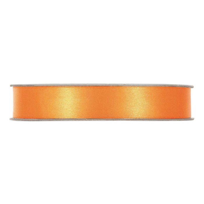 Satinband Orange En rulle med satinband