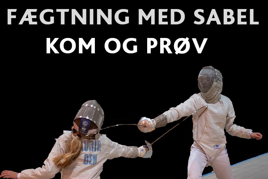Roskilde fægteklub - kom og prøv