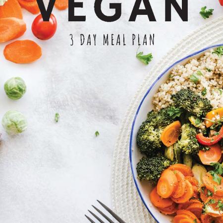 Healthy Vegan eBook