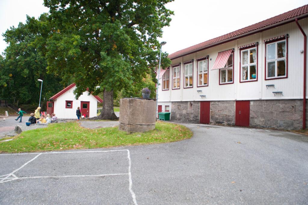 Rossö skola
