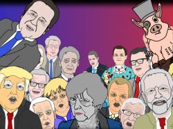 Sketchy Politics