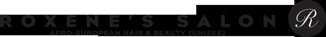 Roxene's Salon Afro-European Hair & Beauty (unisex)