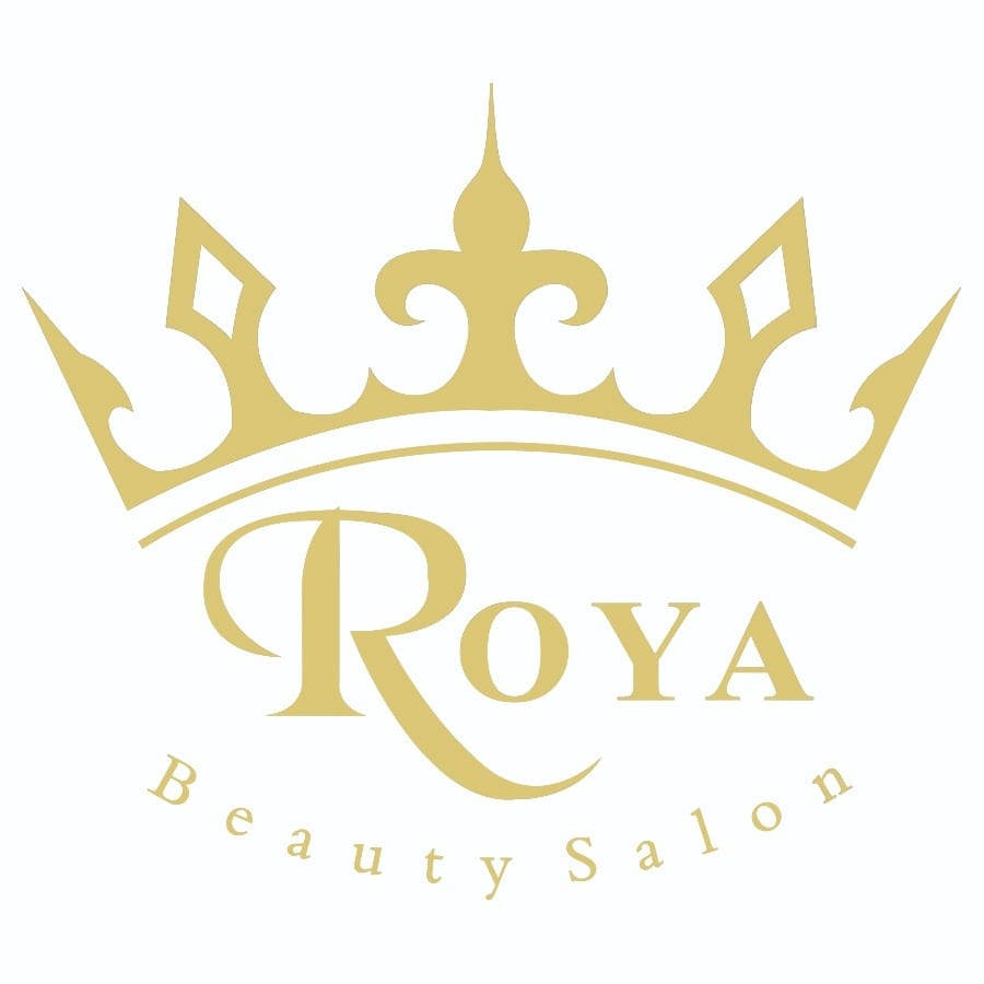 Logo 1 - Roya Beauty Salon