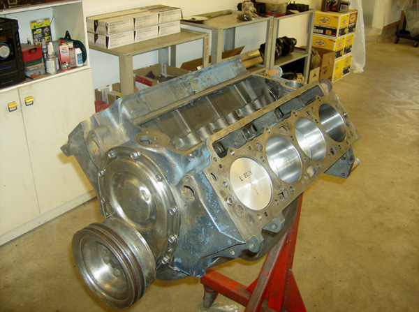 Cadillac 331 motor
