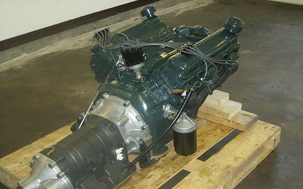 Pontiac 347 med växellåda