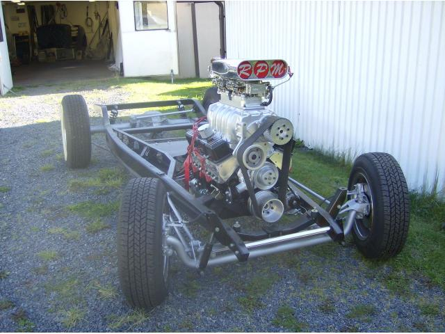 Ford 32 rod