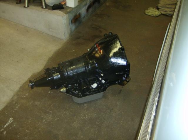 Racepreppad Th350 Cheva -57
