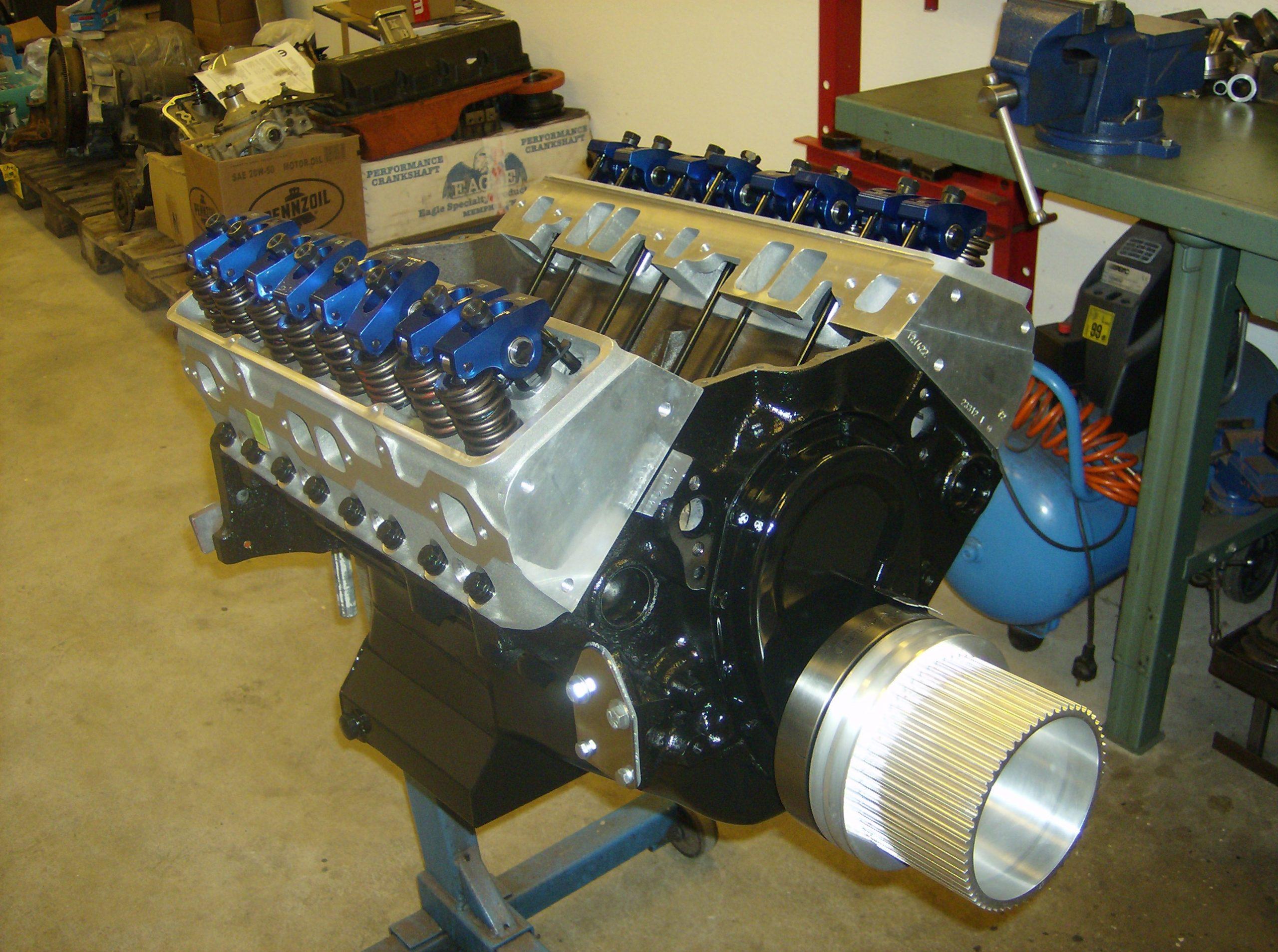 Chevrolet Sb för kompressor