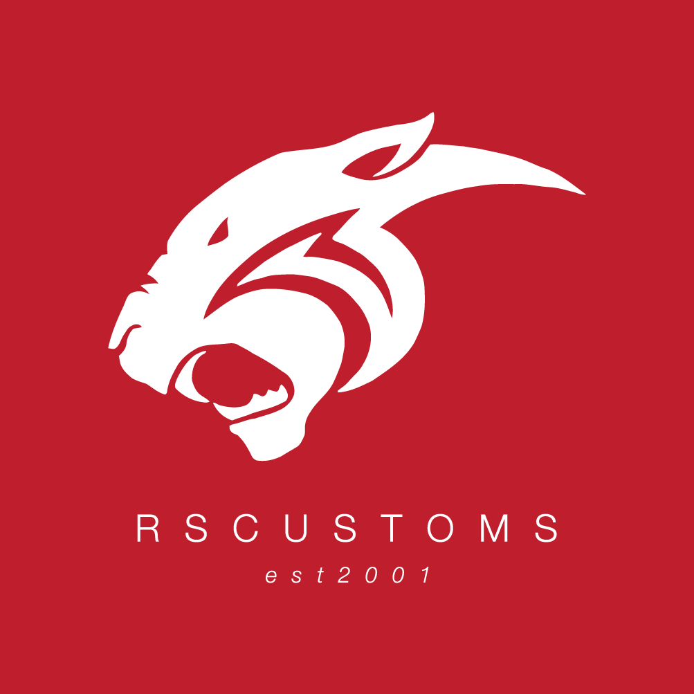 RS Customs Logo