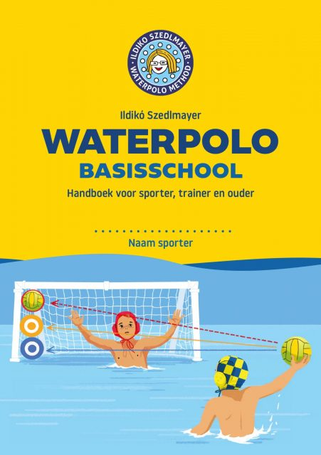 Waterpolo Basisschool Cover