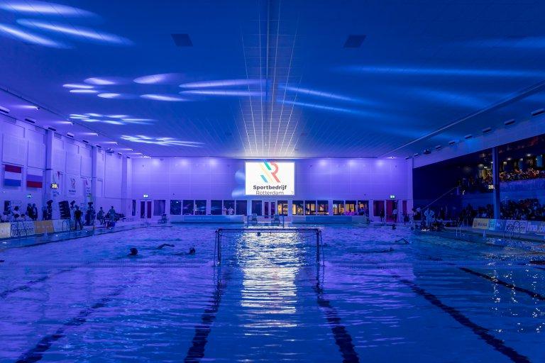 Zwembad Rotterdam