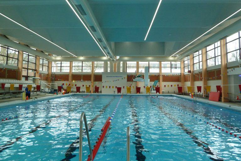 Zwembad de Waterthor Den Haag