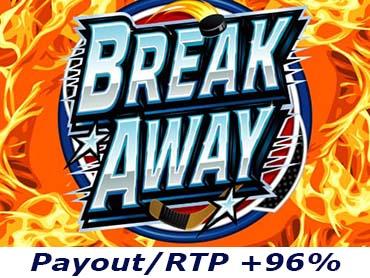 RTP return rate + 96%